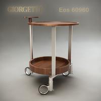 giorgetti eos 60960 3d model