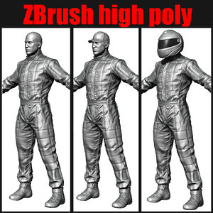 3ds max racing driver mechanic