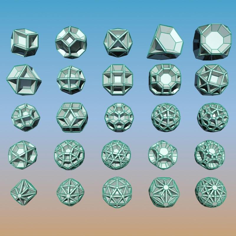 geometric shape pack max