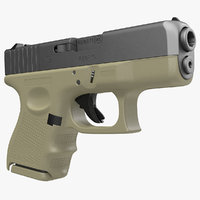 c4d glock 26