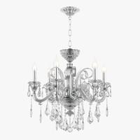 chandelier 788064 lusso osgona 3d max