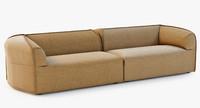 Moroso Massas Sofa
