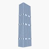 free skyscraper 3d model