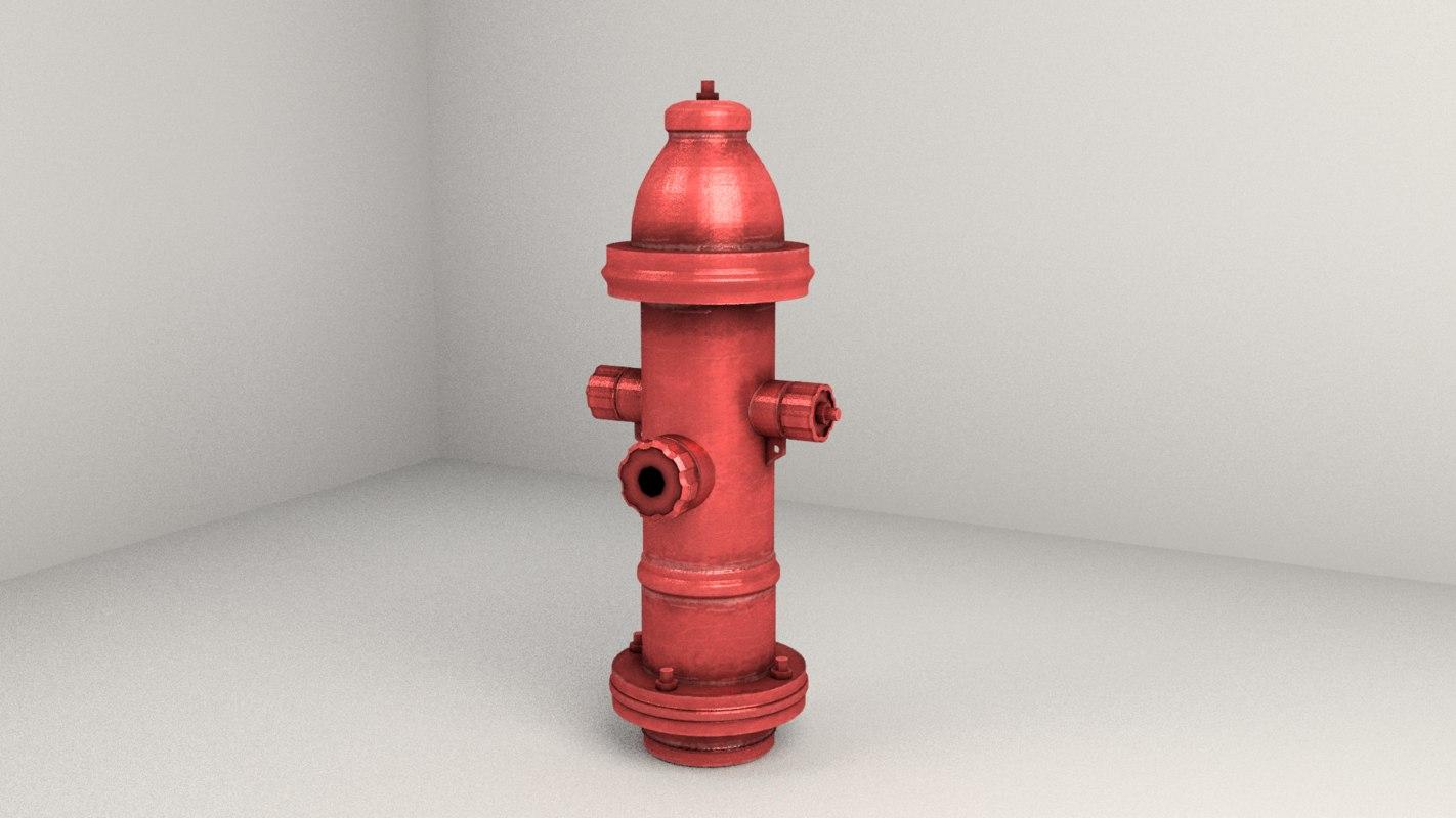 obj hydrant