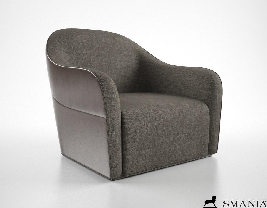 3d smania gramercy armchair model