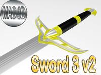 3d sword 3
