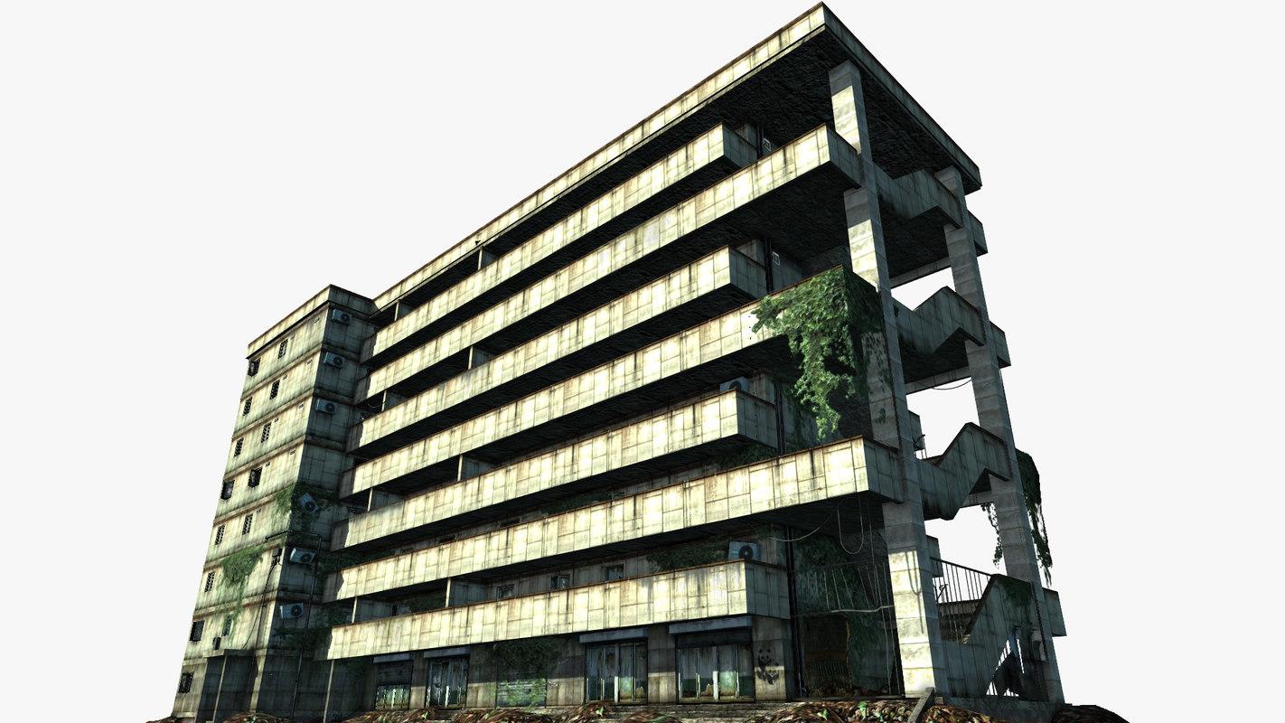 building abandoned ma