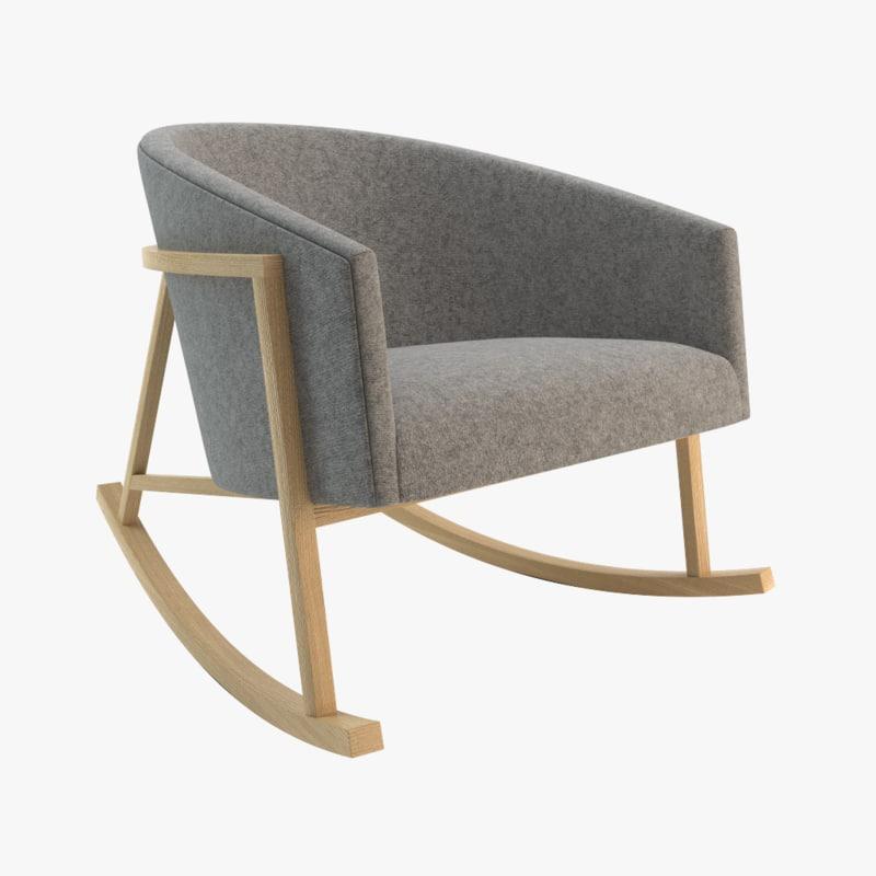 Pleasant Ryder Rocking Chair Inzonedesignstudio Interior Chair Design Inzonedesignstudiocom