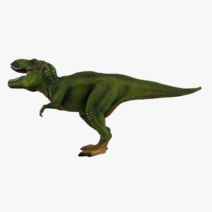 t-rex animation c4d