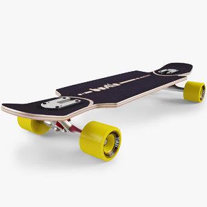 3ds max longboard