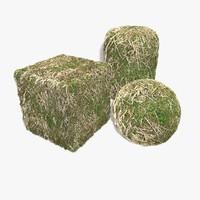 Straw Grass Seamless Texture