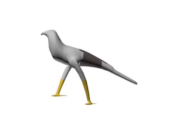 bird obj