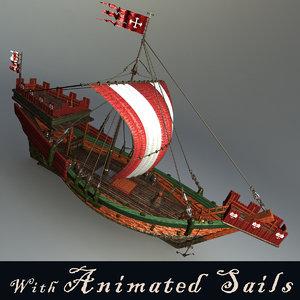 max cog ship pirate