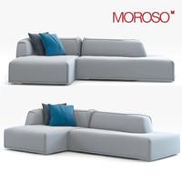 Couch Sofa Moroso