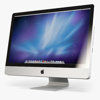 3ds max apple imac 27 2010