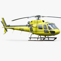 Eurocopter H125 Emergency