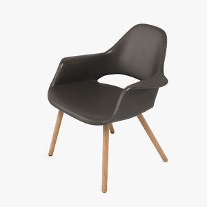 3d eero s organic chair