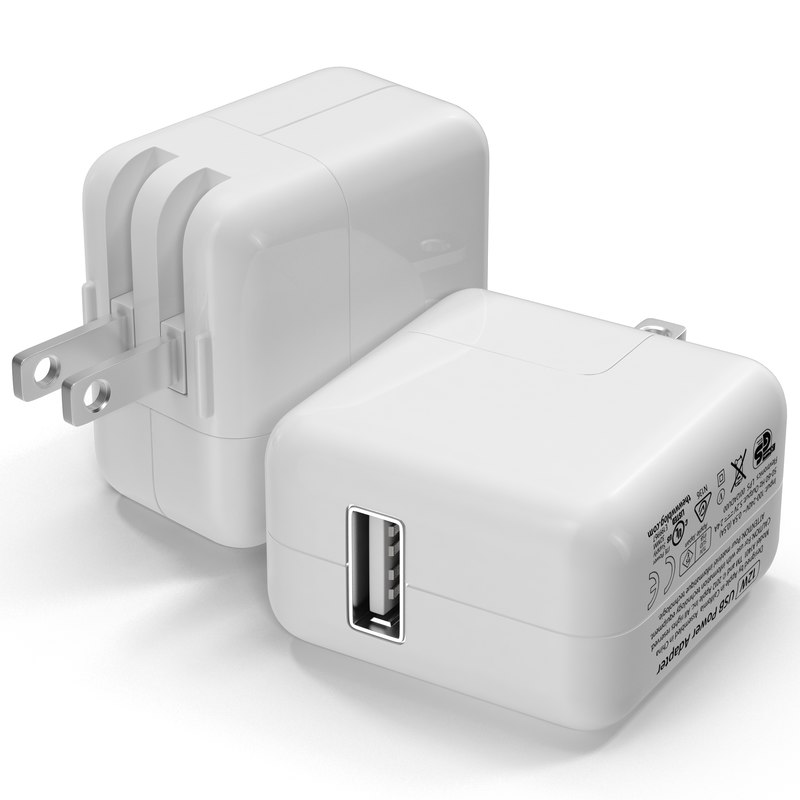c4d apple 12w usb power