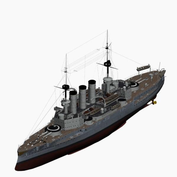 battleship braunschweig class imperial max