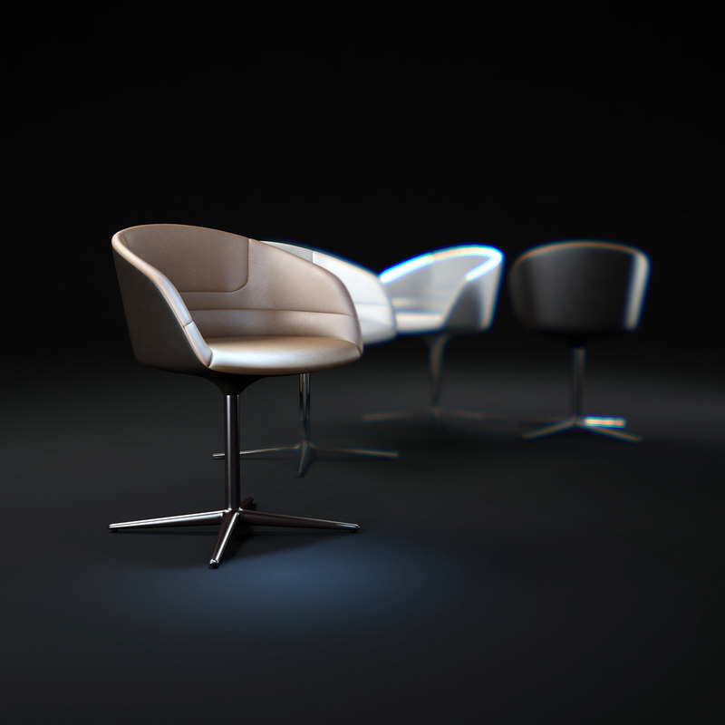 3d kyo-chair