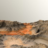 hills terrain ma