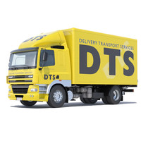 DAF CF85/FA Box Truck