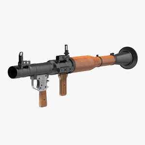portable grenade launcher rpg-7 max