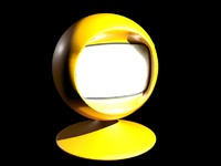 retro orb television max