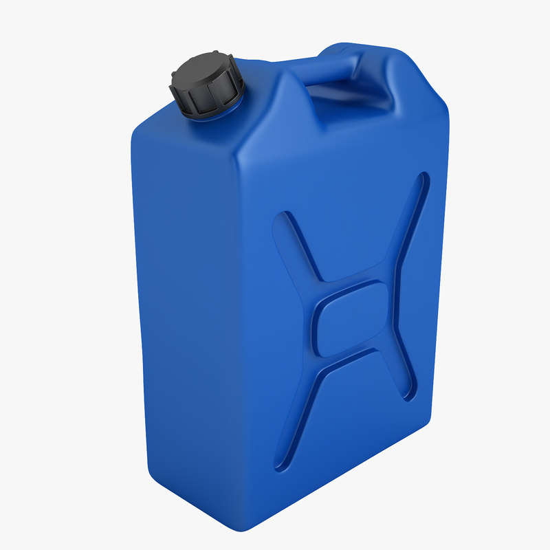 3ds jerry plastic