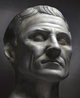 3d model roman busts