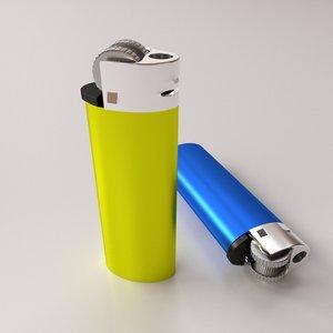 3ds max cigarette lighter