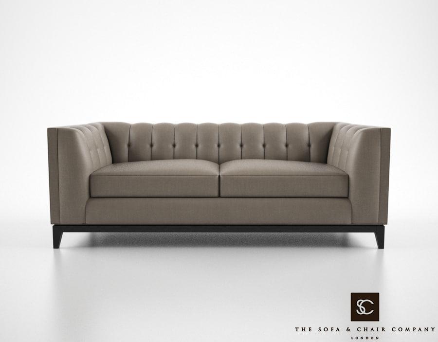 3ds max sofa chair company alexander