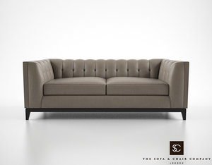 3ds max sofa chair company alexander