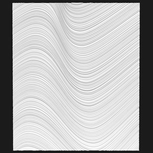hi decorative panels 3d model