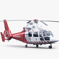 Eurocopter AS 365 N3 Air Ambulace