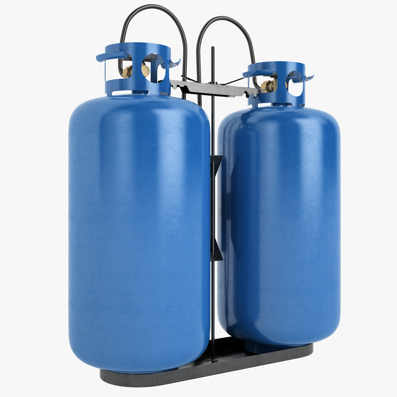 gas bottle max
