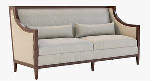 3d atelier paris sofa model