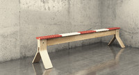 IKEA PS balance bench