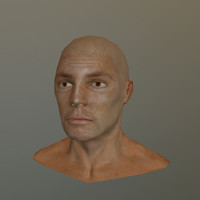 head mobile marmoset fbx