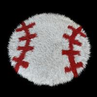 Carpet Round Baseball