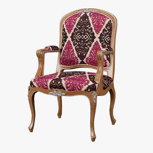modenese gastone chair 12506 max