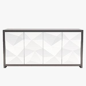 3d 3ds domicile cabinet 64002
