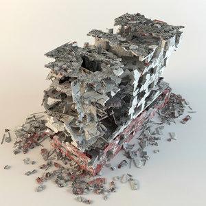 ruins buildings max