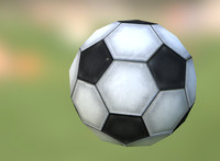 Game-Ready Soccerball