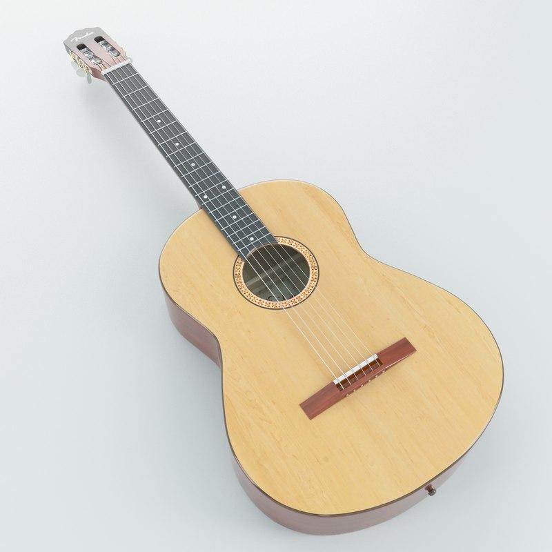 max acoustic guitar
