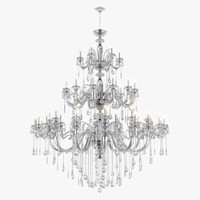 3d model chandelier 788544 lusso osgona