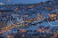 Bergen overview