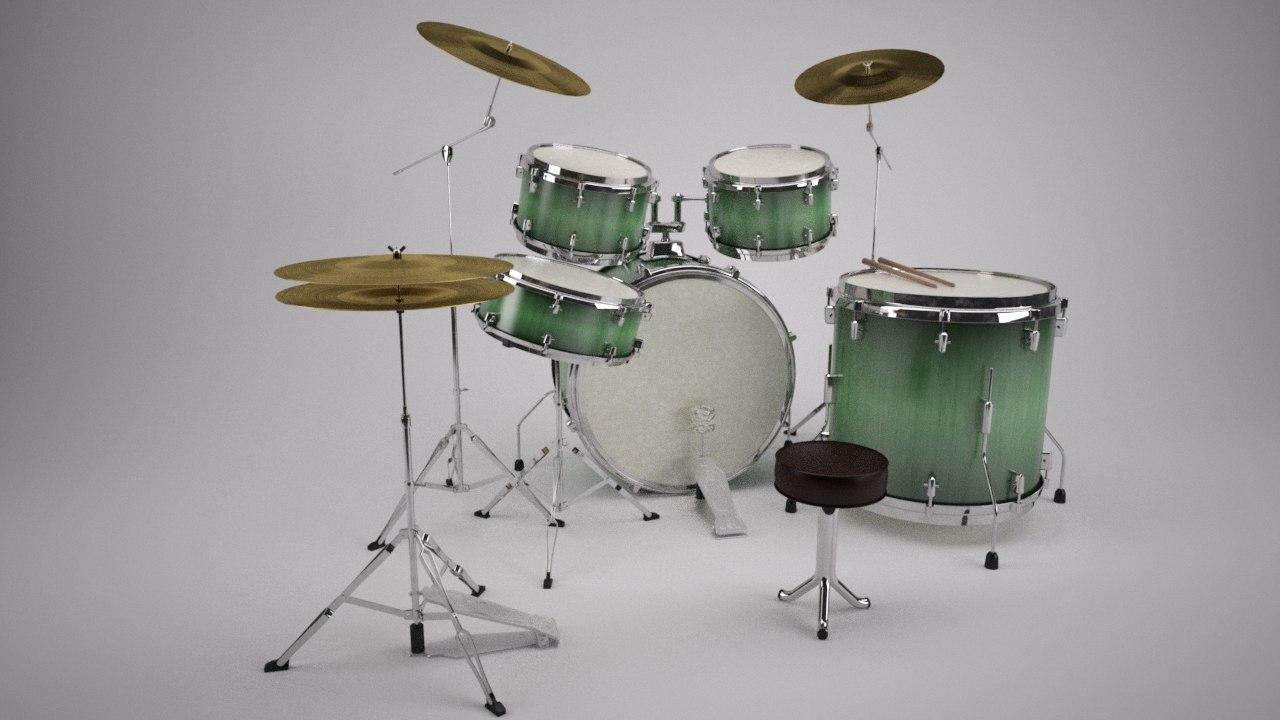 drum kit max