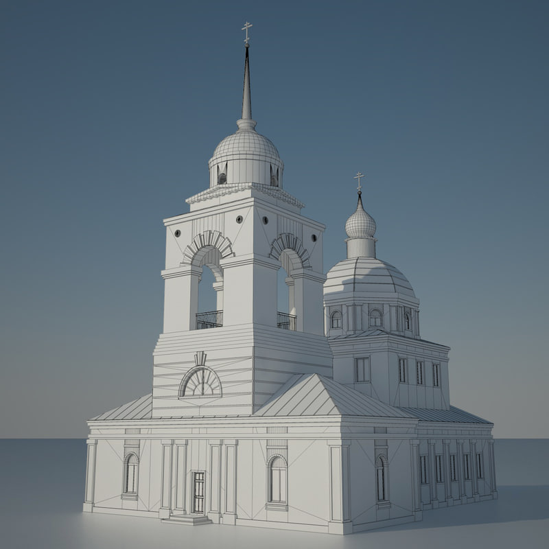 c4d church c