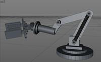 3d robot arm